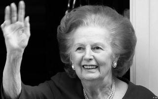 Маргарет тэтчер – биография, личная жизнь, фото