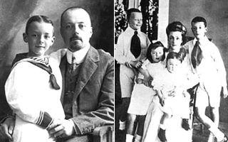 Владимир набоков – биография, личная жизнь, фото