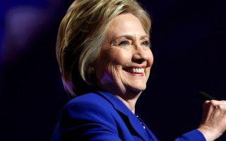 Хиллари клинтон – биография, факты, фото
