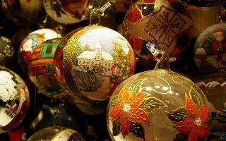 Как выбрать новогодние елочные игрушки