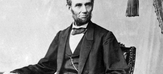 Авраам линкольн – биография, убийство, фото