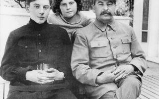 Иосиф сталин – биография, личная жизнь, фото