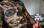 Самые крутые татуировки – 30 реальных фото