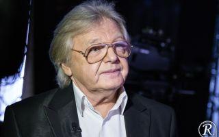 Юрий антонов — биография, личная жизнь, фото
