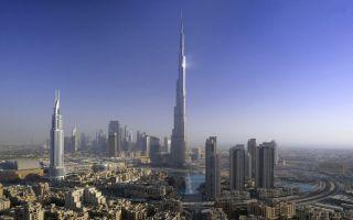 Самое высокое здание в мире интересные факты