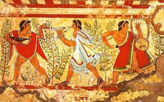 Этруски – загадочная цивилизация