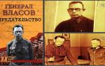 Генерал власов – биография, предательство, фото