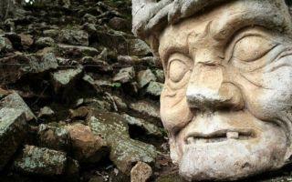 Ольмеки – таинственная цивилизация