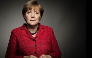 Фото ангелы меркель – редкие фотографии