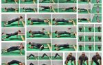 Упражнение планка – виды, инструкция и фото