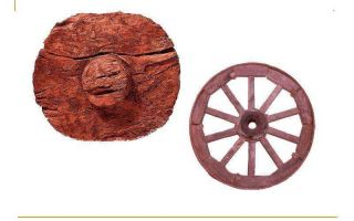 Изобретение колеса – переворот в истории