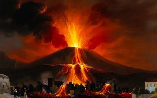 Вулкан везувий – история, извержения, фото