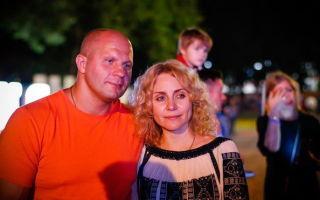 Федор емельяненко – биография, личная жизнь, фото