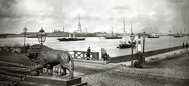Санкт-петербург 200 лет назад — уникальные фото