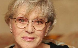 Алиса фрейндлих – биография, личная жизнь, фото