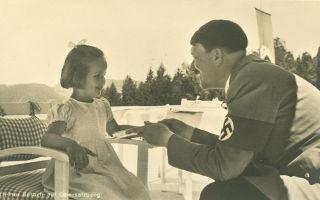 Адольф гитлер – биография, личная жизнь, фото
