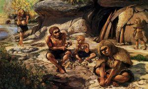 Древние люди – первобытный человек