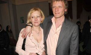 Фото алексея серебрякова — его жена и дети