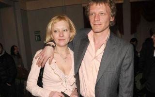 Фото алексея серебрякова – его жена и дети