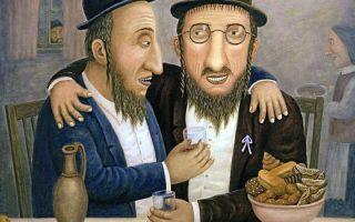 Еврей и глобус – бородатый анекдот