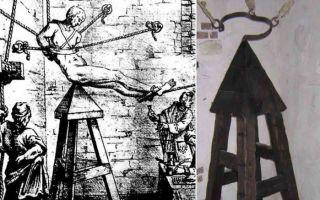 Страшные пытки средневековья