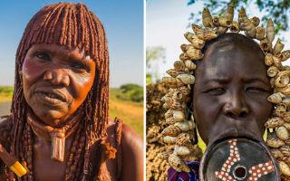 Красота по-эфиопски интересные факты