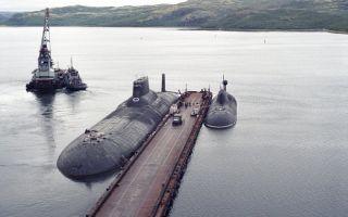 Самая большая подводная лодка