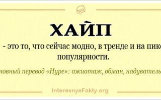 Что такое хайп – значение слова и примеры