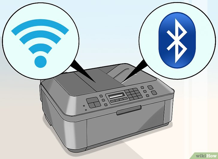 Как подключить принтер к ноутбуку через wifi hp