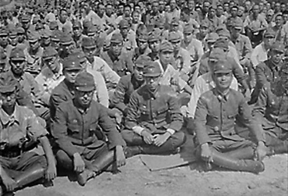 Картинки по запросу Пленные солдаты квантунской армии